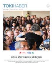 TOKİ Haber Dergisi Sayı 121